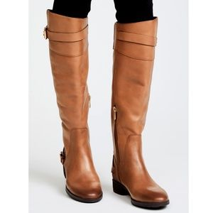 Sam Edelman portman Riding Boots Tall Leather